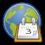 Gnome Web Calendar 64