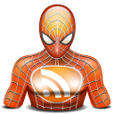 rss spiderman