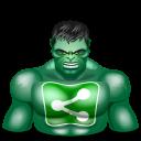 sharethis hulk