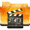 kde folder video