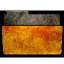 orange gnome fs directory accept