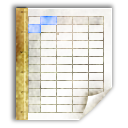 x office spreadsheet template