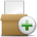 add archive files to icon