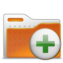 add archive folder to icon
