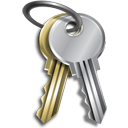 key keys login password private secure security icon