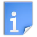application extension nfo x icon