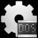 application dos executable ms x icon