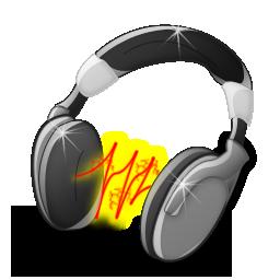 audacity headphones icon