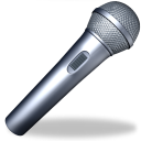 audio input microphone record icon