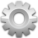 cog gear options preferences settings icon