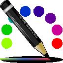 color line icon