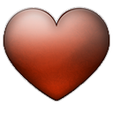 favorite heart love icon