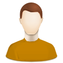 client male man person user icon