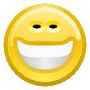 big face smile icon