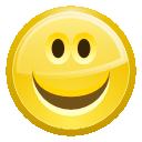 лица счастливые смайлик значок