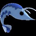 animal fish shrimp icon