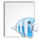 application bluefish mime project icon