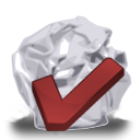 mail mark notjunk icon