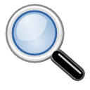 magnifier original search zoom icon