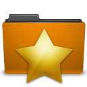 bookmark favorite folder star icon