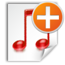 automatic new playlist icon