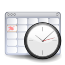 and calendar preferences tasks icon