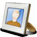desktop personal preferences icon