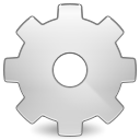 cog gear icon