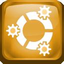 here kubuntu start icon