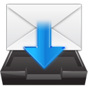 email envelope import inbox mail icon