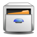 file manager system icon