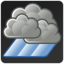 showers weather icon