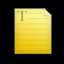 текстовый файл значок