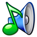 music sound speaker icon