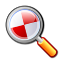 magnifying glass search zoom icon