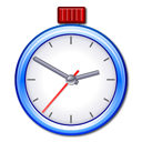clock ktimer stopwatch timer icon