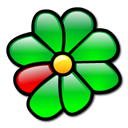 flower icq icon
