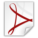adobe file pdf icon