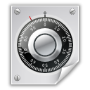 application pgp signature icon