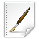 application vnd.oasis.opendocument.image icon