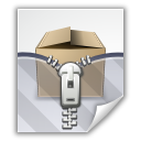 archive bzip compress tar x zip icon