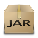 archive jar java icon