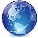 browser earth internet network planet world icon