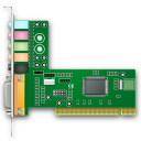 audio card realtek sound icon