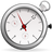 chronometer clock stopwatch time uhr icon