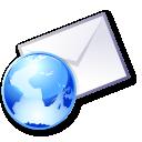 электронной почте конверт значок