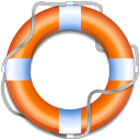help insurance lifeguard support icon