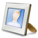 frame image personal photo user icon