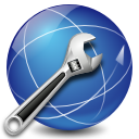 connection internet network preferences tools icon