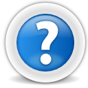dialog help question mark icon